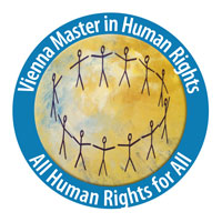 Logo of Vienna Master in Human Rights