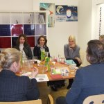 Visit of the Delegation at the Styrian Anti-discrimination Office