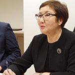 High-ranking study visit from Kyrgyzstan