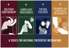 PUBLICATION: Monitoring Prison Conditions in the EU: A Handbook Series for National Preventive Mechanisms
