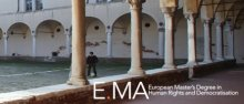 European Master's Programme in Human Rights and Democratisation (E.MA) [Cover]