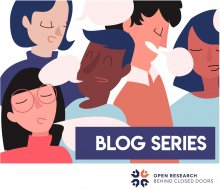 Open Research Behind Closed Doors blog series