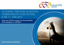 Filmfestival: From moving animated Human Rights pictures