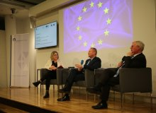 Audio: The EU and Human Rights: Eamon Gilmore and Michael O'Flaherty in Conversation (C) FRA