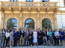 Group photograph of the participants of the Consultation Workshop for National Preventive Mechanisms