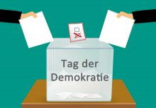 15. September: Tag der Demokratie